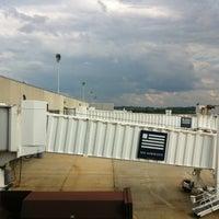 Photo taken at Piedmont Triad International Airport (GSO) by Jason W. on 8/15/2012