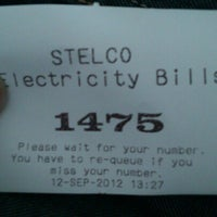 Photo taken at State Electric Company Limited (STELCO) by Mohamed M. on 9/12/2012