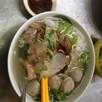 Photo taken at Bún Bò Viên @ Bùi Thị Xuân by 👙Nhu N. on 3/17/2012