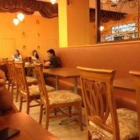 Photo taken at Caffè Nero by Farzad on 6/4/2012