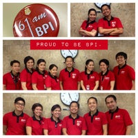 Photo taken at Bank of the Philippine Islands Head Office by Jill S. on 8/31/2012
