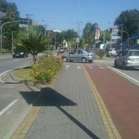 Photo taken at Avenida Presidente Kennedy by Mayara S. on 5/11/2012
