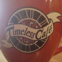Photo taken at The Timeless Cafe by Red T. on 6/13/2012