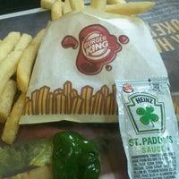 Photo taken at Burger King® by Jennifer B. on 3/17/2012