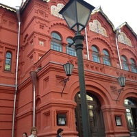 Photo taken at Театр наций by Maria Mirabella on 9/7/2012