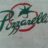 Photo taken at Pizzarelli by Karlos B. on 3/22/2012