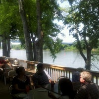 Photo taken at Riverview Restaurant And Marina by Steven B. on 5/27/2012