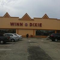 Photo taken at Winn-Dixie by Kelly S. on 5/16/2012