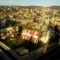 Photo taken at Cementerio 1 Tome by Luis S. on 7/18/2012