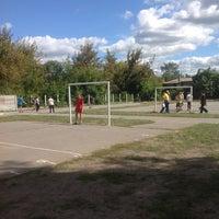 Photo taken at Лицей 7 by Daria P. on 9/7/2012