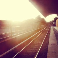 Photo taken at Silver Spring Metro Station by Justin S. on 6/16/2012