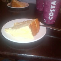 Photo taken at Costa Coffee by Amanda B. on 4/4/2012