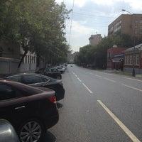 Photo taken at Воронцовская улица by Victor S. on 6/12/2012
