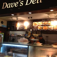 Photo taken at Dave's Deli by Z Z. on 9/7/2012