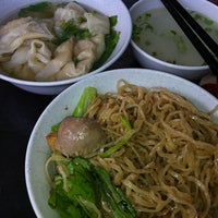 Photo taken at Mie Garing Bethanie by Donatello on 6/6/2012