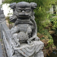 Das Foto wurde bei Chinesischer Garten von Steph S. am 7/13/2012 aufgenommen