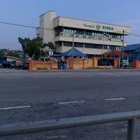 Photo taken at Bus Stop Risda Marang by Zack G. on 9/4/2012