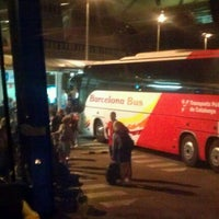 Photo taken at Barcelona Bus by Степан C. on 7/16/2012