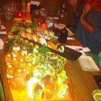 Photo taken at Yami Sushi House by Dobroš on 2/21/2012