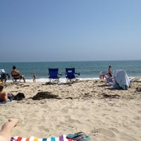 Photo Taken At Ponquogue Beach By Shannon S On 8 4 2012