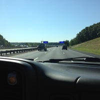 Photo taken at Garden State Parkway -- Saddlebrook by Danielle D. on 8/30/2012