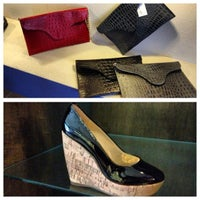 Photo taken at T.Georgiano's Shoe Salon by Tatyana S. on 9/13/2012