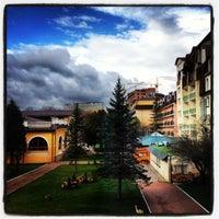 Снимок сделан в Geneva Royal Hotels & SPA Resorts пользователем Olga F. 4/16/2012