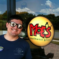 Photo taken at Moe's Southwest Grill by GenXVoice (Kiki) on 5/11/2012