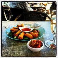 Photo taken at Brasserie St-Jean by Sara C. on 9/9/2012