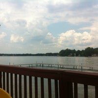 Photo taken at Bostwick Lake Inn by Jodie D. on 7/14/2012
