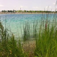 Photo taken at Riemer See by Marco S. on 7/1/2012