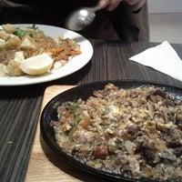 Photo taken at Turo-Turo Philippine Café by Pauly I. on 5/25/2012