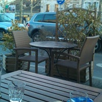 Photo taken at Café du Marché by Hugo D. on 2/29/2012