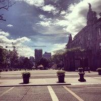 Снимок сделан в Plaza Mayor пользователем Angelo S. 2/19/2012