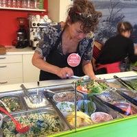 Photo taken at Souperette by Jochen G. on 4/16/2012