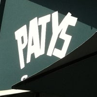 Photo taken at Patys by Chris S. on 5/19/2012