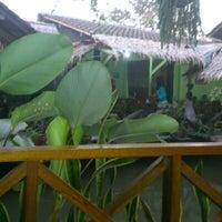 Photo taken at Saung Gurame by Rifq H. on 8/15/2012