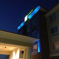 Photo taken at Holiday Inn Express & Suites Salina by Jordan H. on 7/7/2012