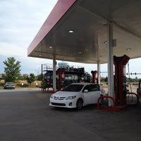 Photo taken at Kum & Go by Jenna N. on 7/21/2012
