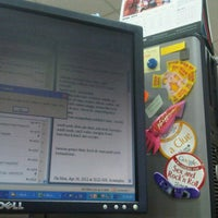 Photo taken at Baker Hughes Indonesia Office (Cilandak Commercial Estate) by Mahatmi A. on 4/16/2012