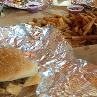 Photo taken at Five Guys by Tyler F. on 6/15/2012