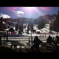 Photo taken at Alpine Meadows Ski Resort by Lauren R. on 2/13/2012