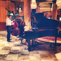 Photo taken at The Saint Paul Hotel by Garrio H. on 5/20/2012