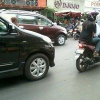 Photo taken at Pasar Besar Kota Malang by ajeng a. on 7/14/2012