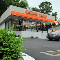 Photo taken at Sunshine Bagels by Dave L. on 6/9/2012