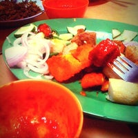 Photo taken at L.K Maju Restaurant by caca p. on 6/4/2012