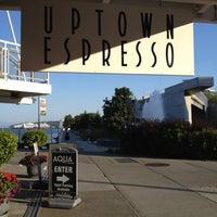 Photo taken at Uptown Espresso & Bakery by Jon K. on 7/8/2012