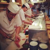 Photo taken at Daiwa Sushi by David T. on 7/17/2012