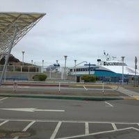Photo taken at Golden Gate Larkspur Ferry Terminal by Jimi H. on 8/5/2012