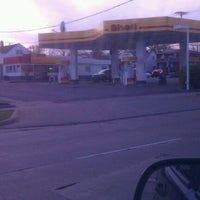 Photo taken at Shell by Dwayne A. on 4/13/2012